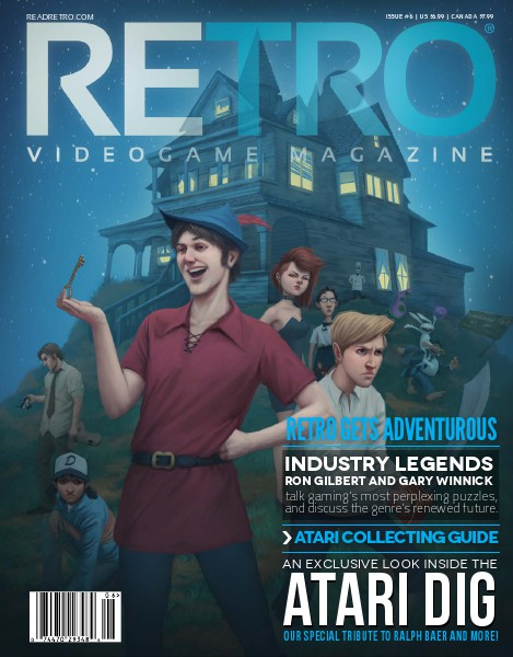 RETRO Videogame Magazine Issue #6