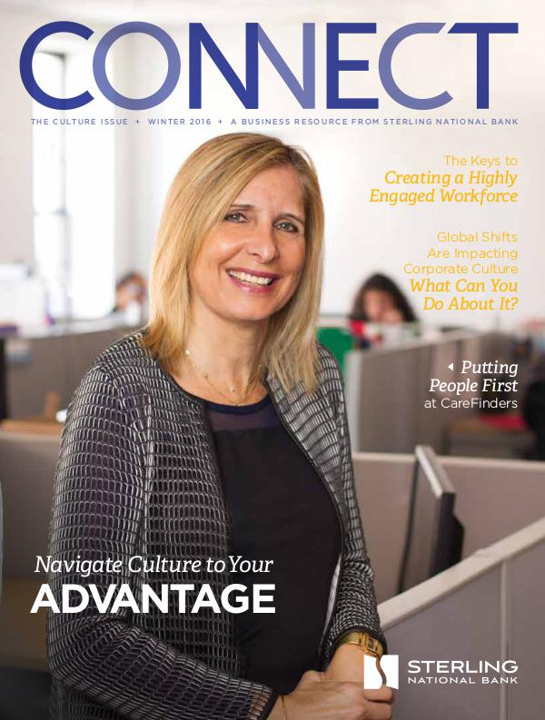 Connect Winter 2016