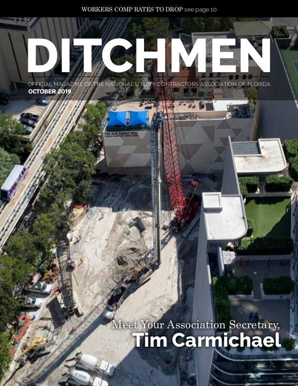 Ditchmen • NUCA of Florida October 2019