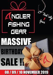 ANGLER FISHING GEAR