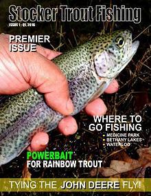 Stocker Trout Fishing
