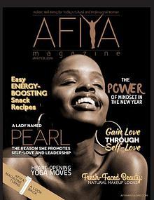 AFIYA Magazine