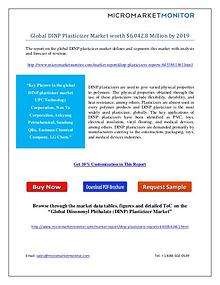 DINP Plasticizer - Global Market
