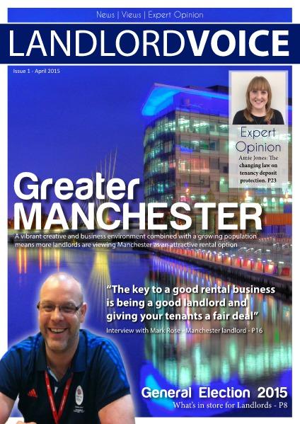April 2015 - Manchester