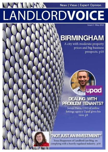 May 2015 - Birmingham