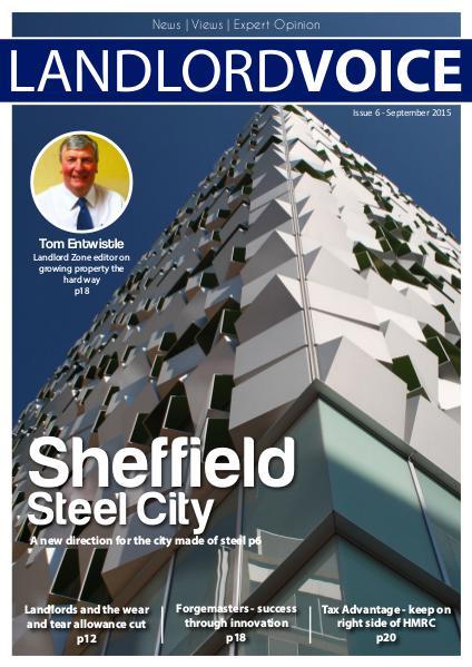 September 2015 - Sheffield