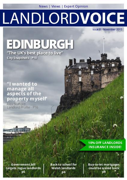 November 2015 - Edinburgh