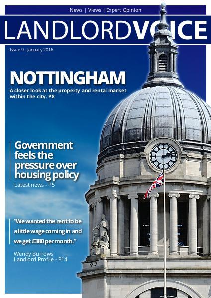 January 2016 - Nottingham