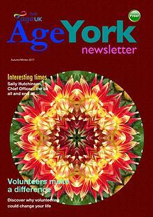 Age UK York Magazine Spring Summer 2015