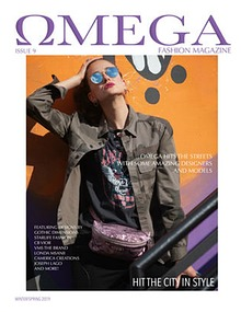 Omega Fashion Magazines