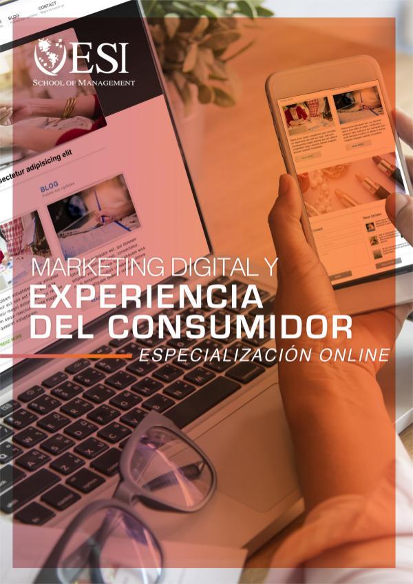 Marketing Digital y Experiencia del Consumidor