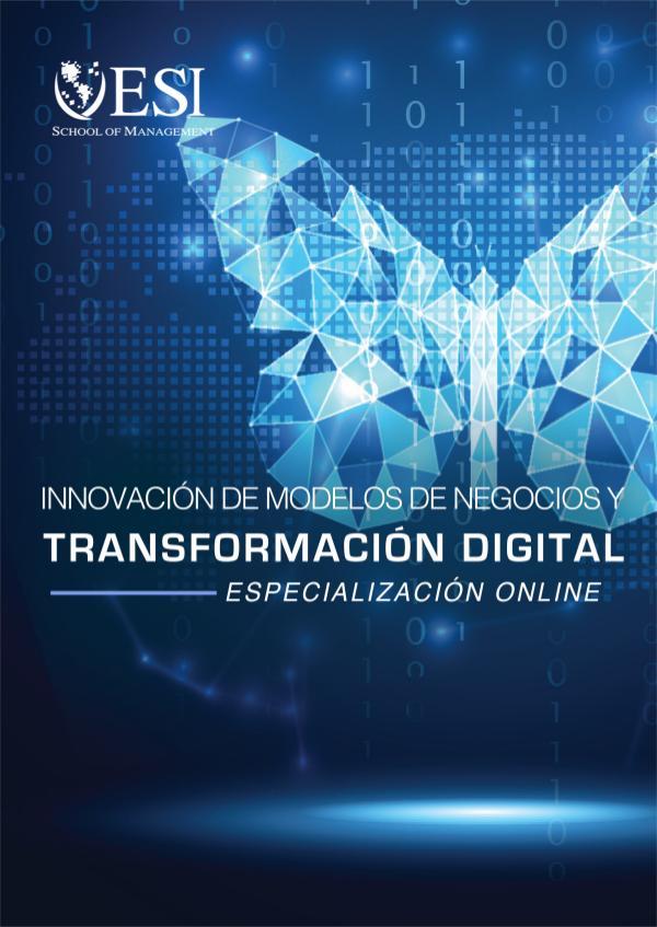 Modelos de Negocios y Transformación Digital