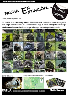 Fauna en Extinción