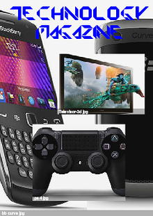 new tech magazine