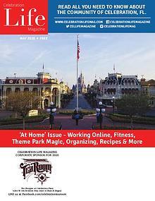 Celebration Life Magazine May 2020