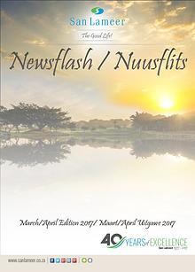 San Lameer Newsflash/Nuusflits