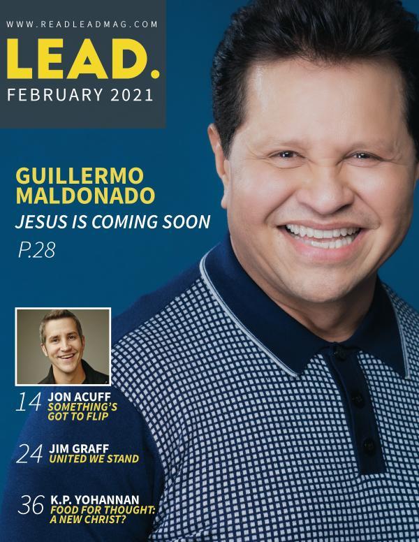 LEAD. February 2021
