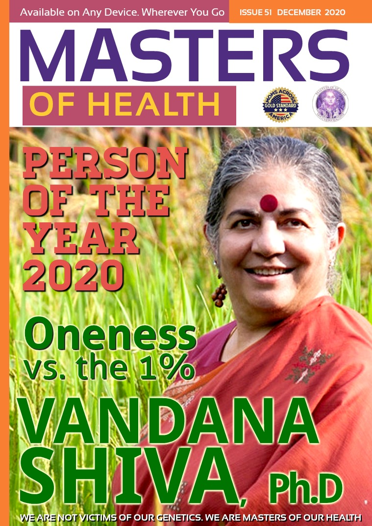 Masters of Health Magazine December 2020