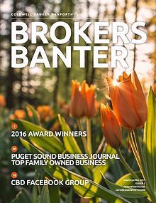 Broker's Banter March/April 2017