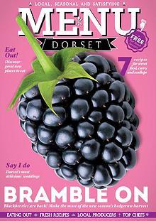 Menu Dorset issue 19