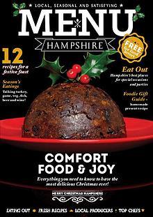 MENU magazine HAMPSHIRE issue 02