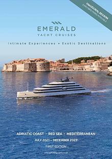 Emerald Yacht Cruises - Azzurra 2021/22