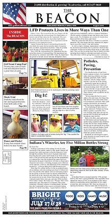 the BEACON Newspaper, Indiana