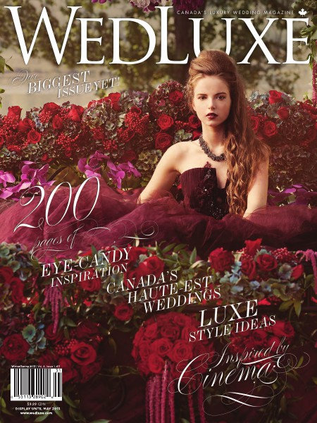 WedLuxe Magazine Winter/Spring 2013 Toronto & Eastern Canada