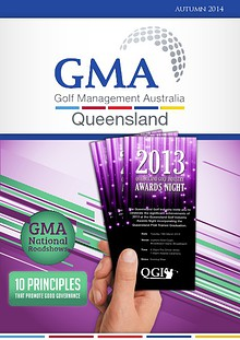 GMAQ - Golf Management Australia Queensland