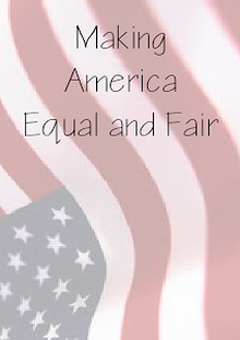 Making America Fair and Equal
