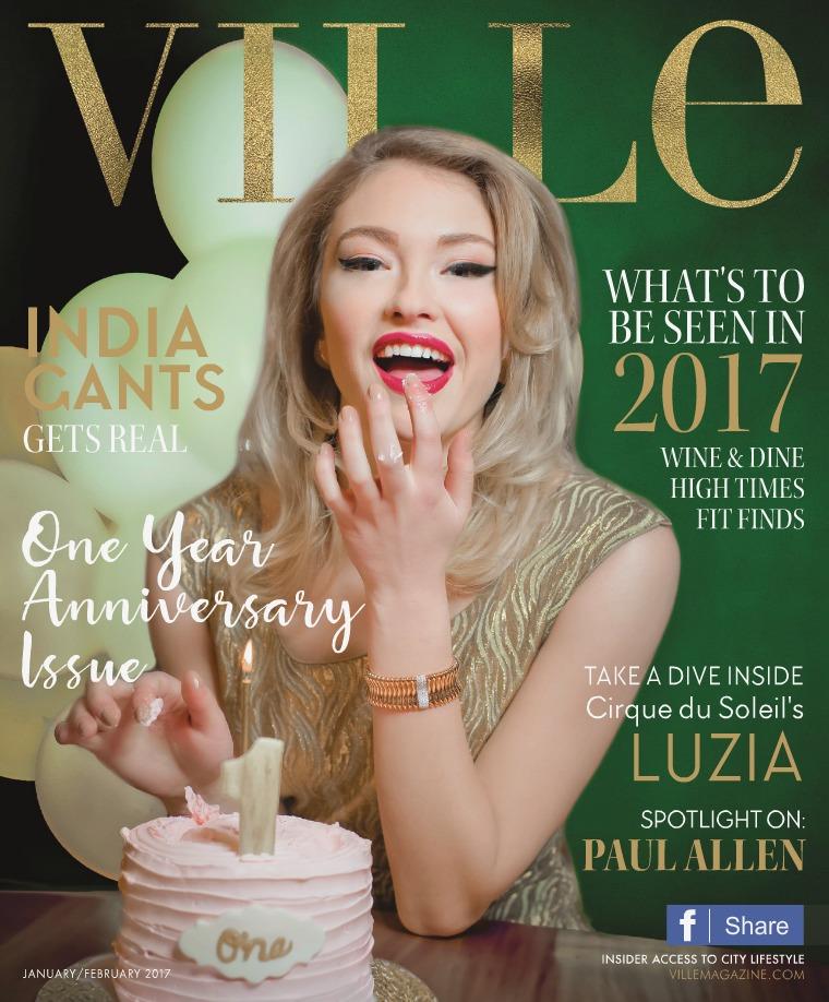 Jan/Feb 2017 / 1 Yr Anniversary Issue