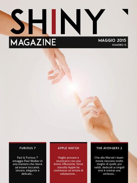 SHINY MAGAZINE ITA 0