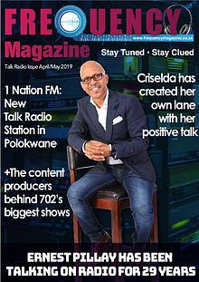 Frequency Magazine_Talk Radio Issue