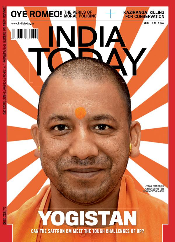 India Today 10th April 2017