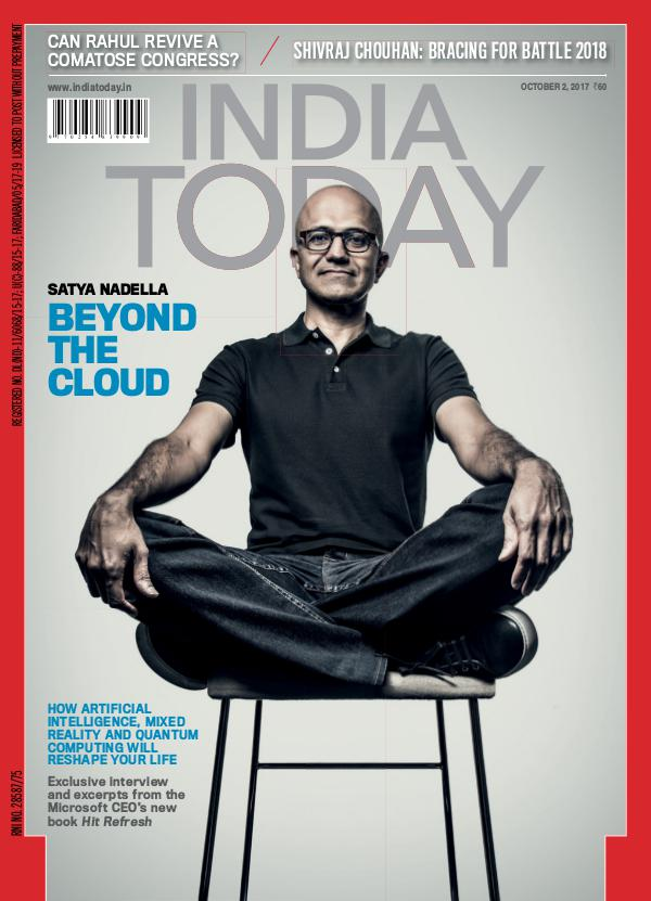 India Today 2nd October 2017