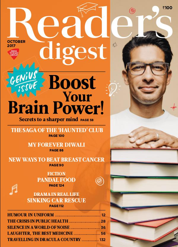 Reader's Digest October 2017