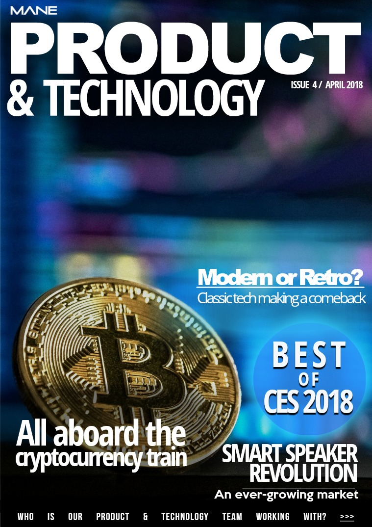 Issue 4 - April 2018