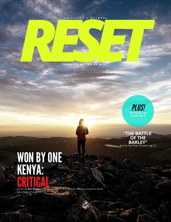 Reset: Church Leadership Magazine October 2020