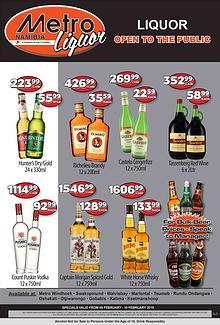 Metro Liquor Namibia