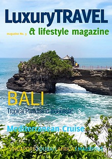 Luxury Travel & Lifestyle Magazine