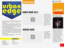 Urban Edge DIGI Mag 01