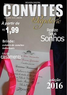 CONVITES Papeterie