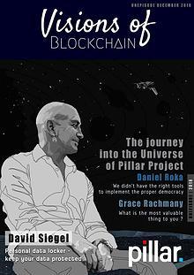 Visions of Blockchain Magazine