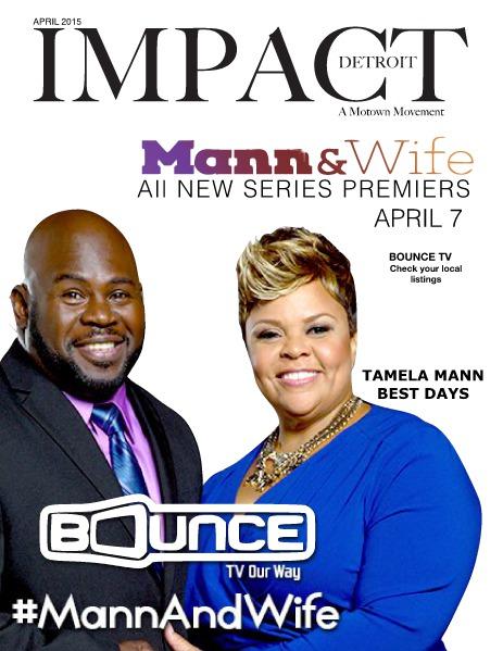 Impact Detroit Magazine Mann & Wife April 2015