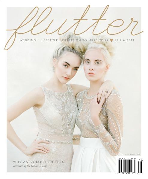 Flutter Magazine Issue No. 6 Issue #6