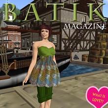 Batik Magazine issue 3