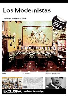 """Revista """"Los Modernistas"""""""