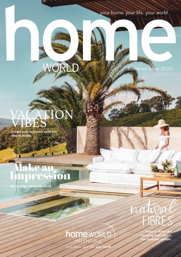 Homeworld Magazine Summer 2020