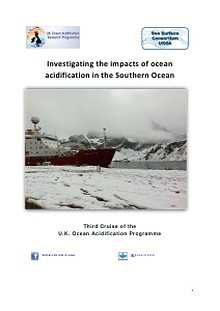 Investigating the impacts of ocean acidification in the Southern Ocean