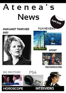 Atenea's News